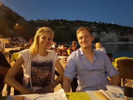Abendessen in Pythagorion