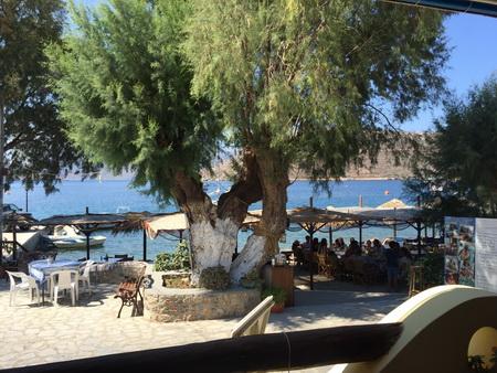 Taverne Emporio auf Kalymnos