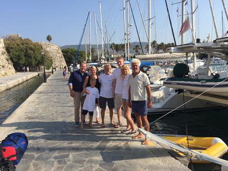 Crew Samos - Kos