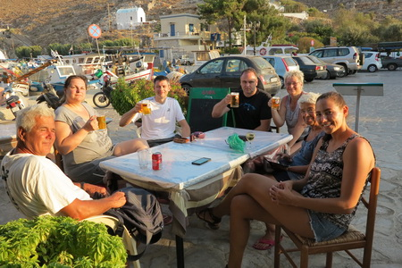 Vathy auf Kalymnos