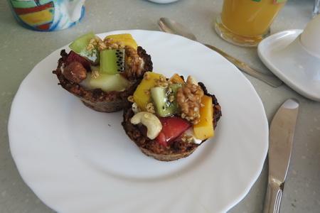Törtchen zum Frühstück