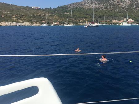 Ormos Posidonion auf Samos