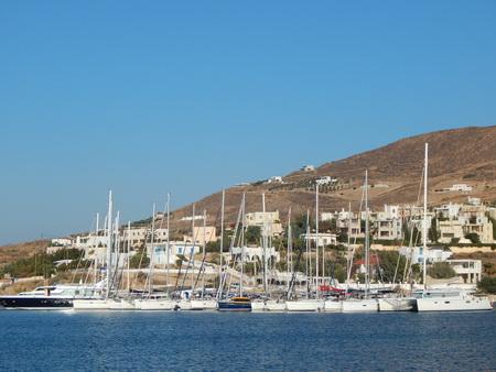 Finakas auf Syros