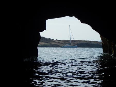Höhlenankerplatz