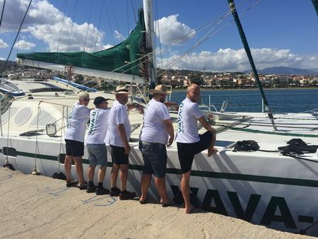 Crew Paros-Rethymno