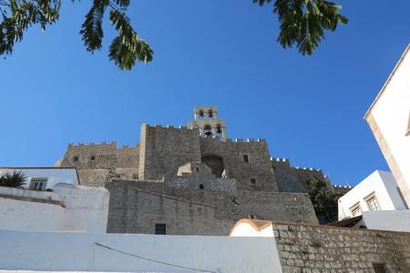 Johannes-Kloster Patmos