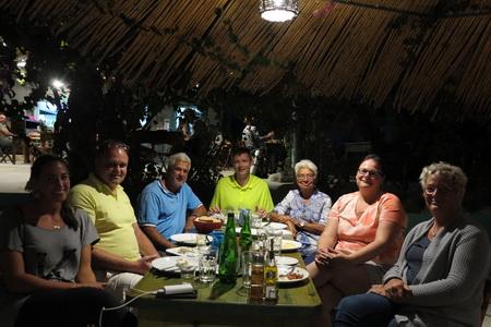 Taverne Dilaila auf Lipsi