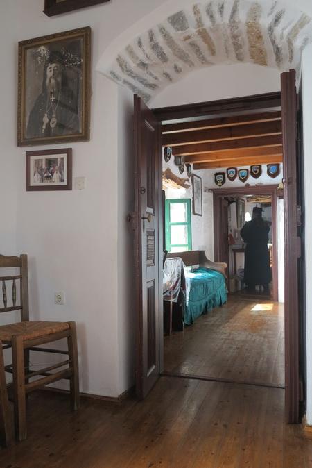 Eingang und Innen