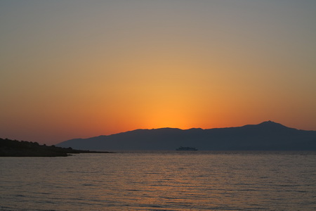 Sonnenaufgang 07:00