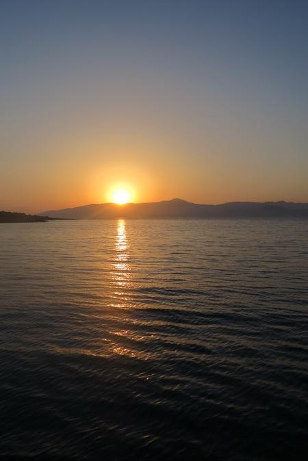 Sonnenaufgang 07:10