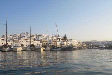 Hafeneinfahrt Naousa