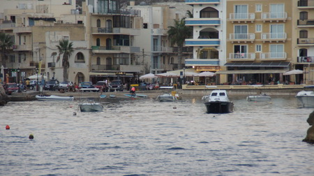 Auf dem Weg nach Gozo