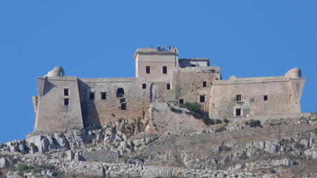 Castello auf Favgiana