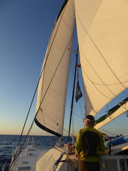 Unter Vollzeug nach Sardinien