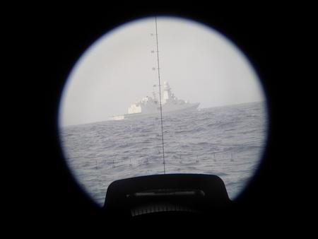 Marinemanöver südlich Sardinien