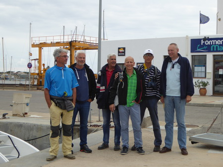Formentera-Hafen