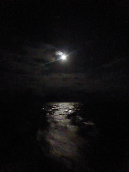Mondscheinfahrt