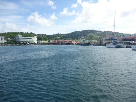 Hafen Castries