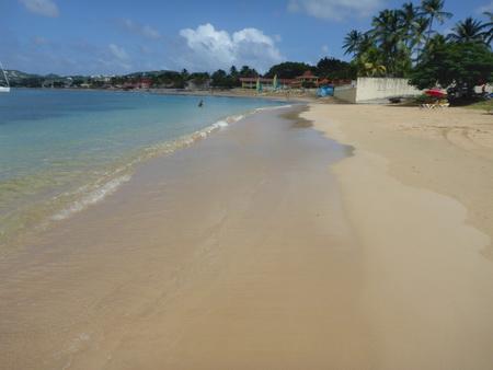 Strand Rodney Bay