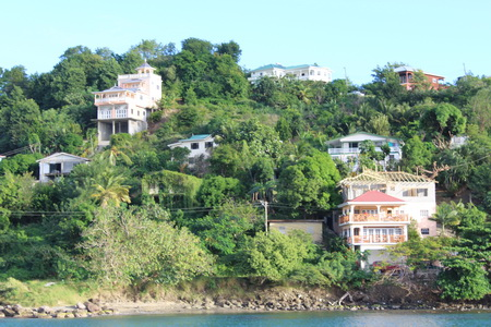 Laborie auf St.Lucia