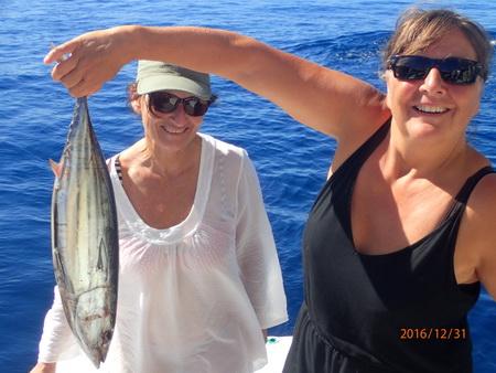 Thunfisch vor St. Vincent