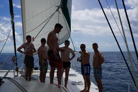 Auf nach St. Lucia