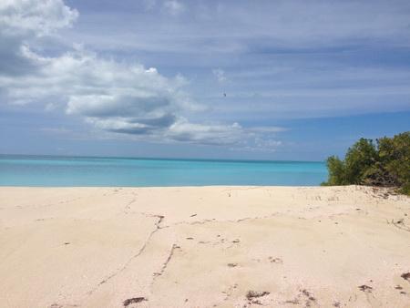 BArbuda Strand und Meer