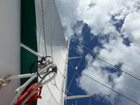 Segeln bei Basse Terre