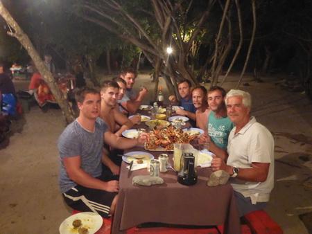 Lobster-Abend