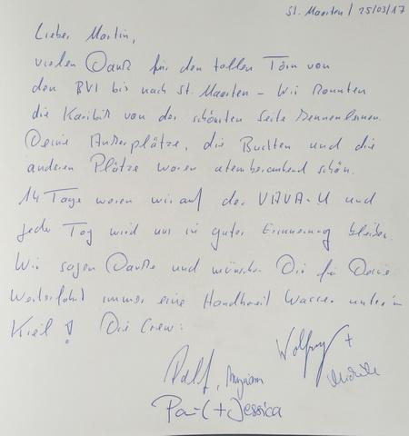 Gästebucheintrag 06-2017 BVI-StMartin