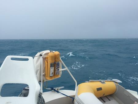 Es gibt auch mal Regentage in der Karibik