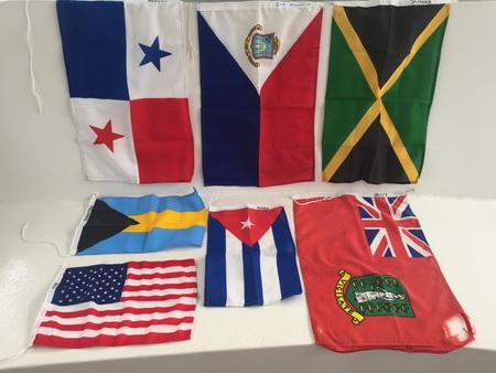 Flaggen für VAVA-U