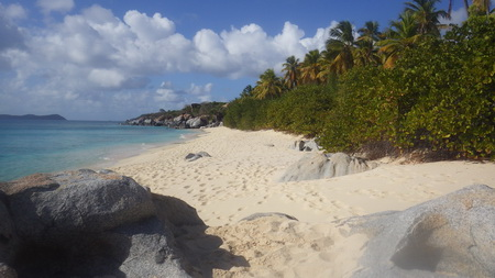 Virgin Gorda Trunk Bay