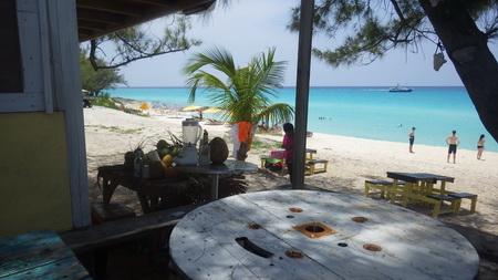 Relaxen auf Binini Nord