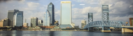 Jacksonville Skiline