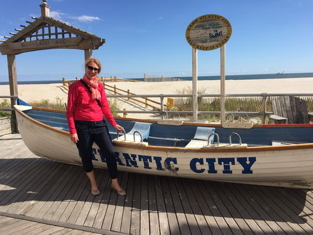 RAdeltour am Bordwalk Atlantic City