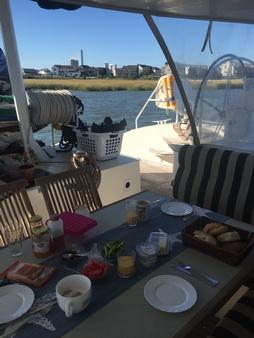 Bordfrühstück
