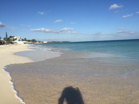 Strand auf Grand Bahamaa