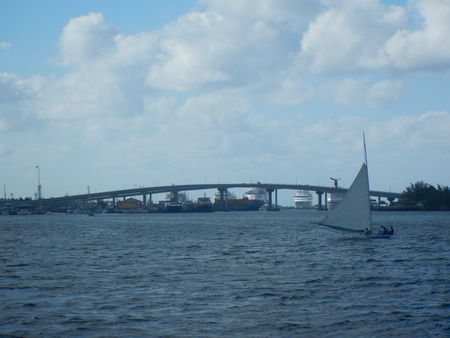 Nassau Harbour Bridge