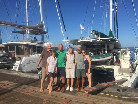 Crew Marquesas-Tahiti