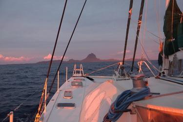 Bora Bora voraus