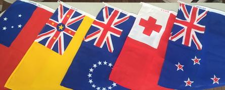 Neue Flaggen