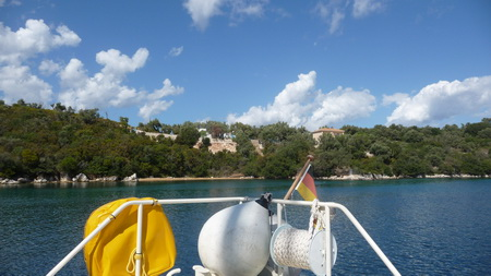 Abeliki-Bucht auf Meganisi-2