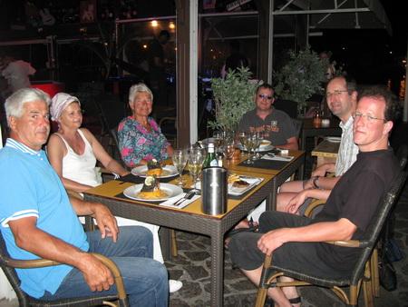 Abendessen Gustavia auf St Barth-769