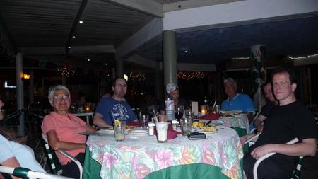 Abendessen bei Myetts-1110793