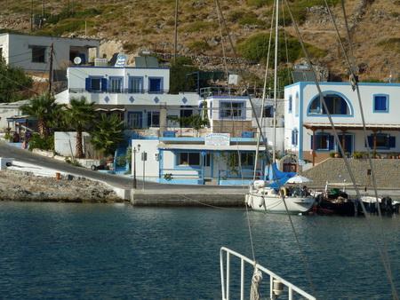Agathonisi Hafen