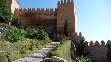 Alcazaba in Almeria-1