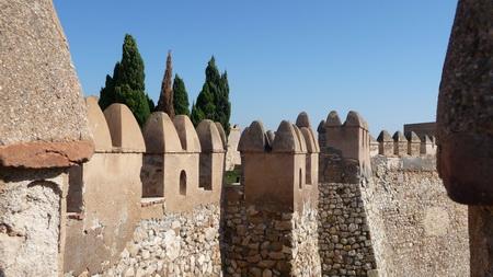 Alcazaba in Almeria-11