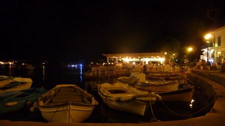 Aliki auf Paros bei NAcht-4
