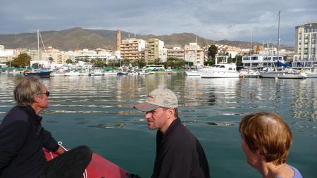 Hafen Adra